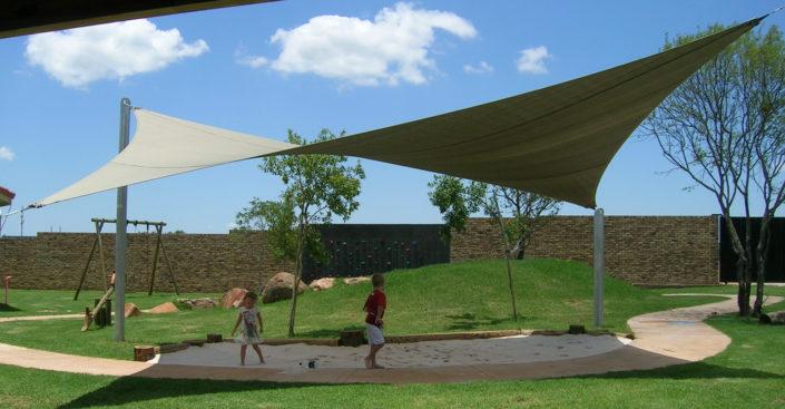 Maragon school playground