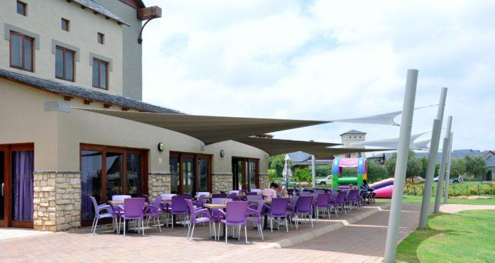 Purple Cow restaurant
