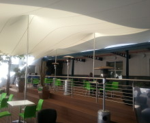 Discovery Head Office canteen